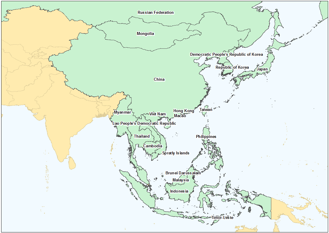 Image of: East And Southeast Asia World Reference Laboratory For Foot And Mouth Disease